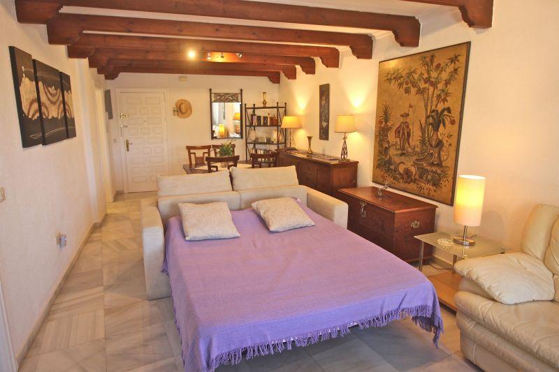Salón Alquiler Apartamento 47714 Marbella