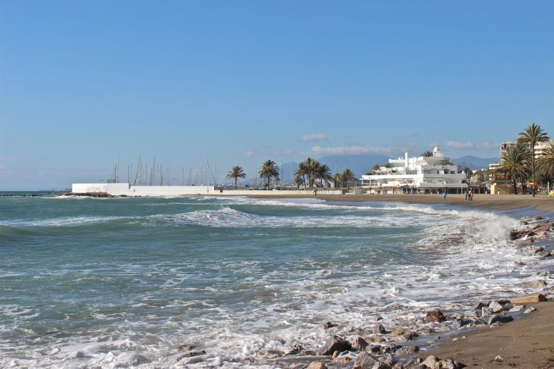 Vistas exteriores del alojamiento Alquiler Apartamento 47714 Marbella