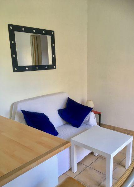 Sala de estar Alquiler Casa 48095 Cassis