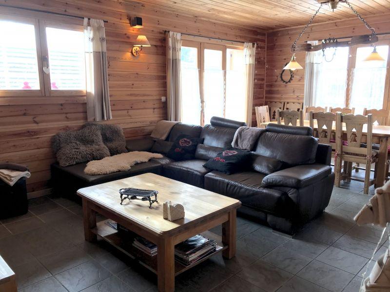 Sala de estar Alquiler Chalet 48749 Saint Gervais Mont-Blanc