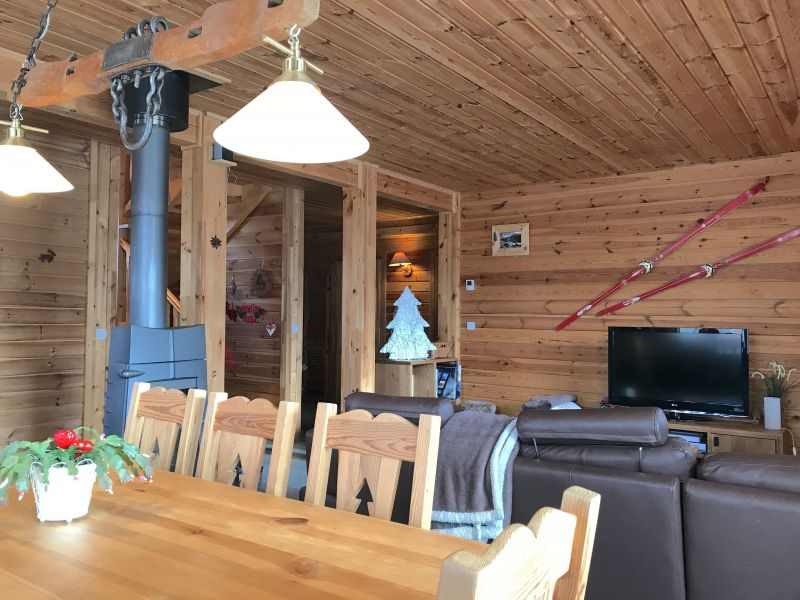 Comedor Alquiler Chalet 48749 Saint Gervais Mont-Blanc