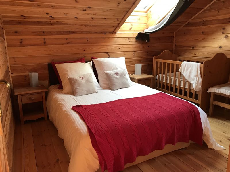 dormitorio 3 Alquiler Chalet 48749 Saint Gervais Mont-Blanc