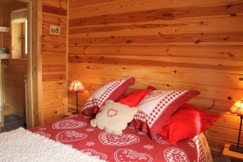 dormitorio 1 Alquiler Chalet 48749 Saint Gervais Mont-Blanc