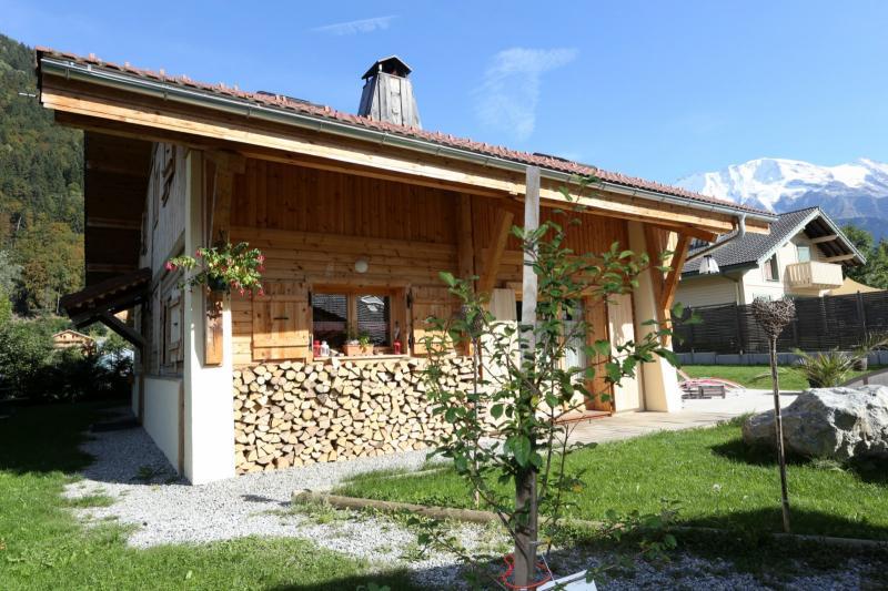 Vistas exteriores del alojamiento Alquiler Chalet 48749 Saint Gervais Mont-Blanc