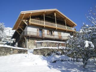 Vistas exteriores del alojamiento Alquiler Chalet 4903 Chamonix Mont-Blanc