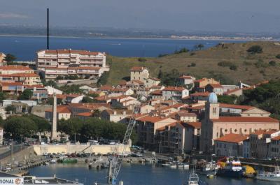 Vistas exteriores del alojamiento Alquiler Apartamento 49274 Collioure