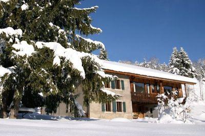 Vistas exteriores del alojamiento Alquiler Chalet 49656 Les Gets