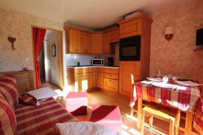 Sala de estar Alquiler Apartamento 49916 Les 2 Alpes