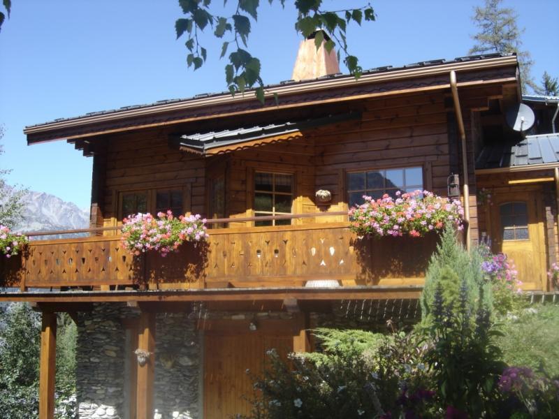 Vistas exteriores del alojamiento Alquiler Chalet 49981 Valfréjus