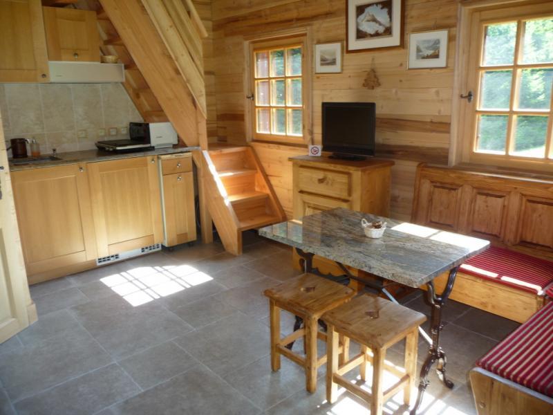 Kitchenette Alquiler Chalet 50316 Chamonix Mont-Blanc