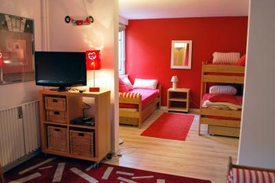 Sala de estar Alquiler Apartamento 50729 La Mongie