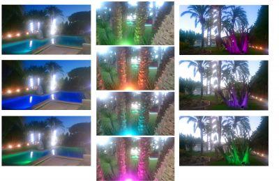 Piscina Alquiler Villa 51058 Alicante