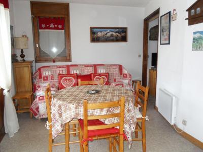Sala de estar Alquiler Apartamento 51061 Les Carroz d'Araches