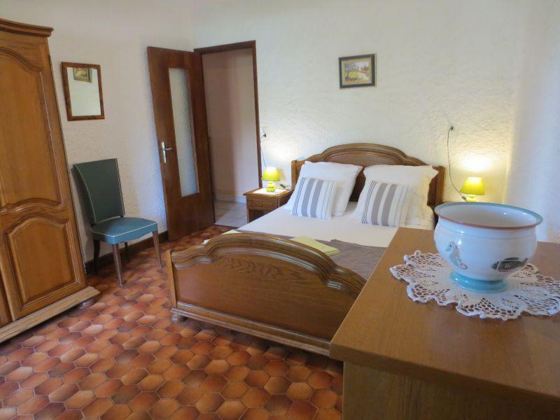 dormitorio 1 Alquiler Casa rural 51135 Saint-Cirq-Lapopie