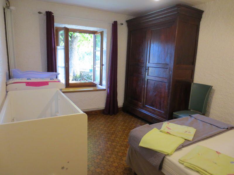 dormitorio 2 Alquiler Casa rural 51135 Saint-Cirq-Lapopie