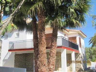 Plano del alojamiento Alquiler Villa 51868 Pe��scola