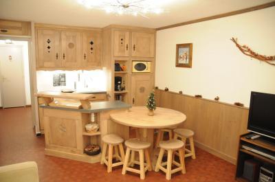 Cocina americana Alquiler Apartamento 52 Alpe d'Huez