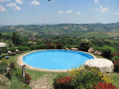 Piscina Alquiler Villa 53506 Penna San Giovanni