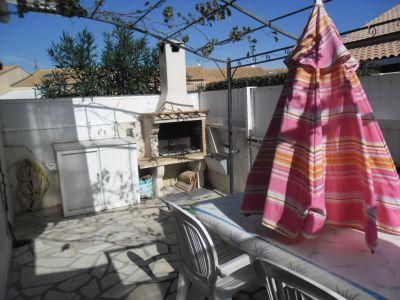 Patio Alquiler Casa 53510 Narbonne