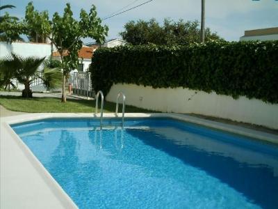 Piscina Alquiler Villa 53548 Vinaroz