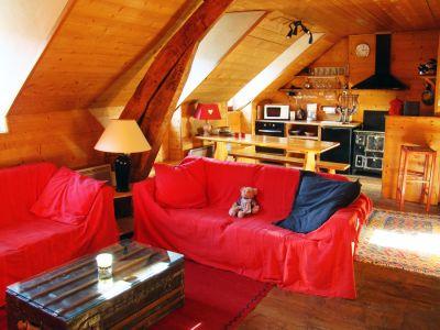 Sal�n Alquiler Apartamento 53707 Luz Saint Sauveur