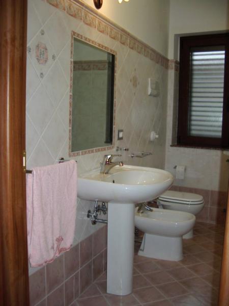 cuarto de baño Alquiler Villa 54358 Capo d'Orlando