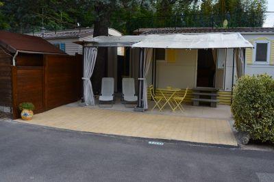 Vistas exteriores del alojamiento Alquiler Mobil home 5443 Antibes