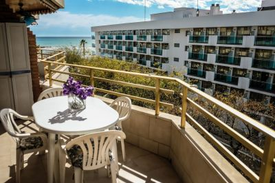 Terraza Alquiler Apartamento 55318 Cambrils
