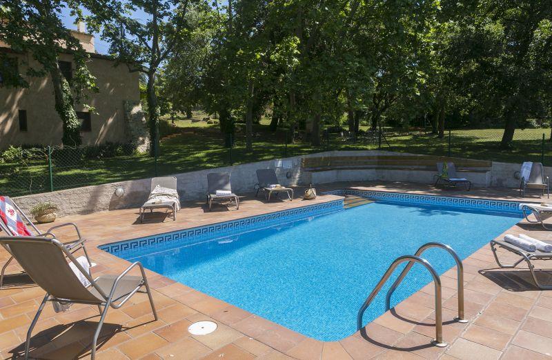 Piscina Alquiler Casa rural 55342 Figueras