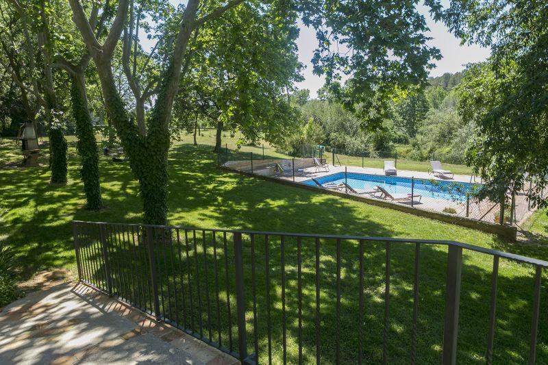 Vistas desde el alojamiento Alquiler Casa rural 55342 Figueras