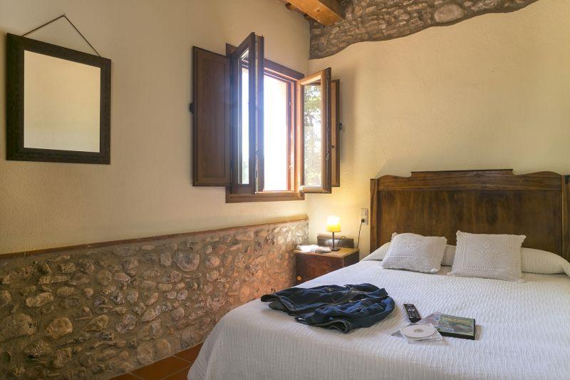 dormitorio 2 Alquiler Casa rural 55342 Figueras