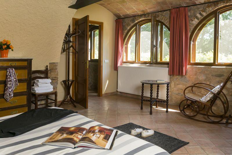 dormitorio 8 Alquiler Casa rural 55342 Figueras