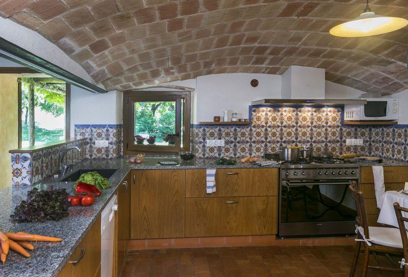 Cocina independiente Alquiler Casa rural 55342 Figueras