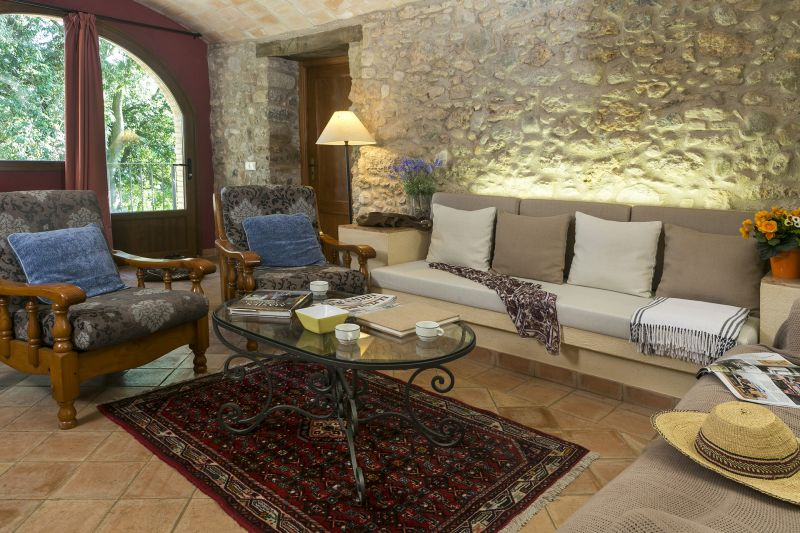 Sala de estar 2 Alquiler Casa rural 55342 Figueras