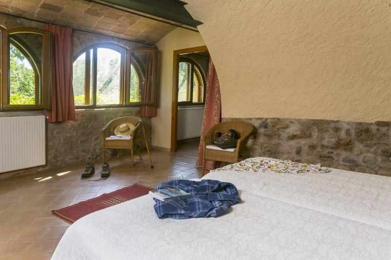 dormitorio 7 Alquiler Casa rural 55342 Figueras