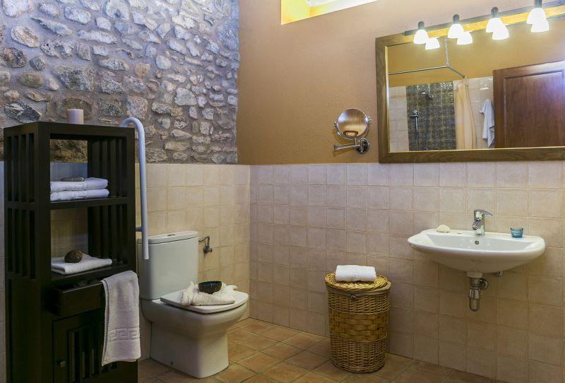 cuarto de baño 4 Alquiler Casa rural 55342 Figueras