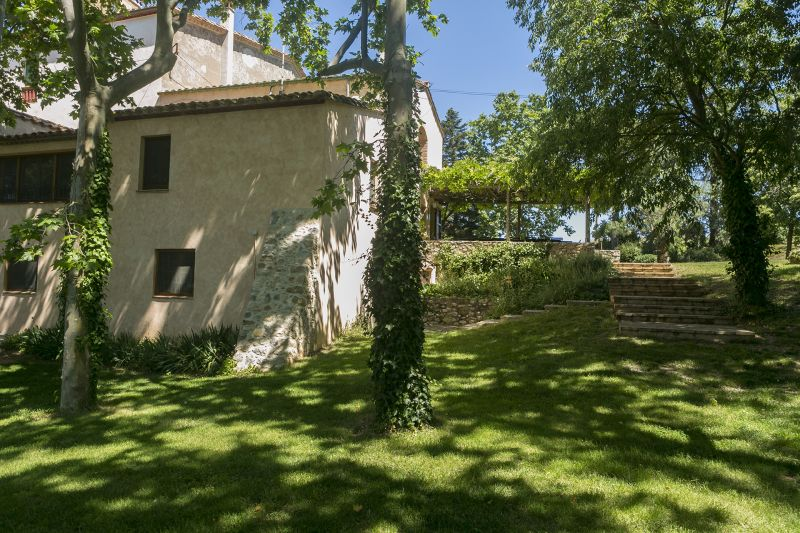 Jardín Alquiler Casa rural 55342 Figueras