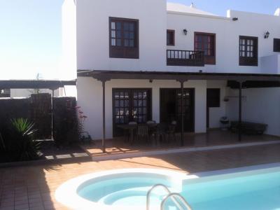 Piscina Alquiler Villa 55790 Playa Blanca