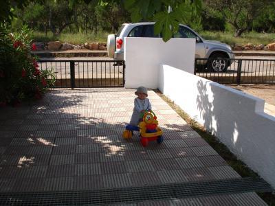 Vistas desde la terraza Alquiler Casa 55899 La Escala