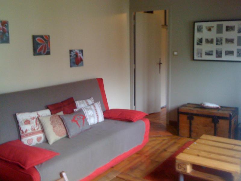 Sala de estar Alquiler Apartamento 56119 Cauterets