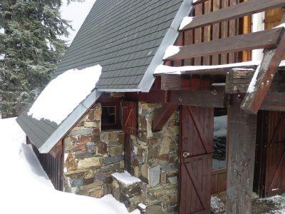 Vistas desde la terraza Alquiler Chalet 56486 Guzet