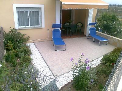 Terraza Alquiler Apartamento 56609 Miami Playa