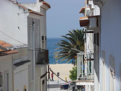 Vistas desde el balc�n Alquiler Apartamento 57591 Nazar�