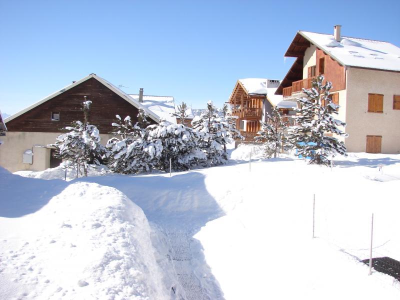 Vistas exteriores del alojamiento Alquiler Chalet 57805 Montgenevre