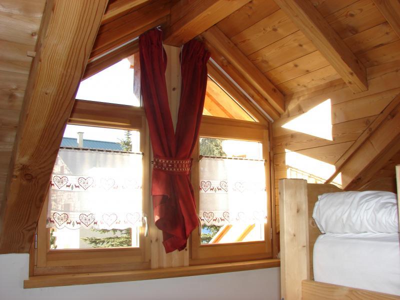 dormitorio 2 Alquiler Chalet 57805 Montgenevre