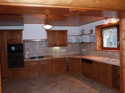 Cocina americana Alquiler Apartamento 58002 Val Cenis
