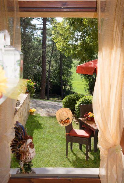 Jardín Alquiler Apartamento 58105 Gambassi Terme
