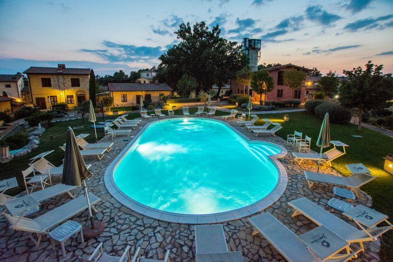 Piscina Alquiler Apartamento 58105 Gambassi Terme