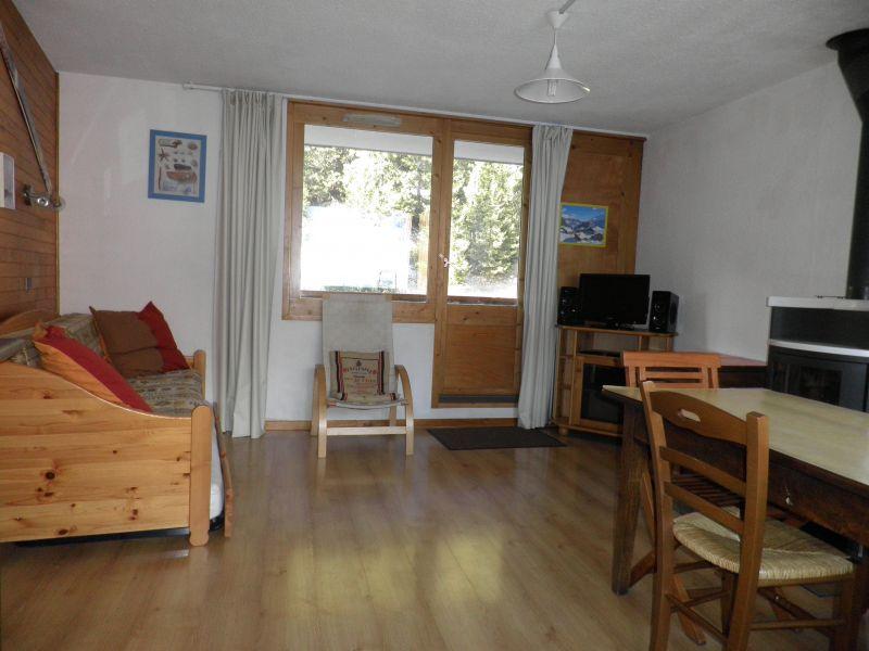 Sala de estar Alquiler Apartamento 58207 La Plagne