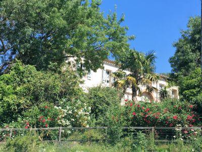 Vistas exteriores del alojamiento Alquiler Casa rural 58227 Carcassonne